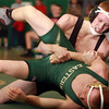 12-12-13<br /> Eastern vs. Western wrestling<br /> Western's Caleb Maddox (top) and Eastern's Tanner Reed<br /> KT photo | Kelly Lafferty