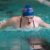 12-11-13<br /> Kokomo HS swimming<br /> Autumn Carroll in the 200 Yard IM<br /> KT photo   Kelly Lafferty