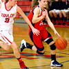 12-21-13   ---  Taylor HS vs Cass HS girls basketball<br />   KT photo | Tim Bath