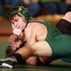 12-12-13<br /> Eastern vs. Western wrestling<br /> Eastern's Andrew Turner and Western's Tyler Tackett<br /> KT photo | Kelly Lafferty