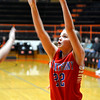 St. Anthony's Meg Richards takes a jump shot during a win over Altamont.