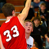 12-7-12<br /> Northwestern HS vs Taylor HS Boys Basketball<br /> KT photo | Tim Bath