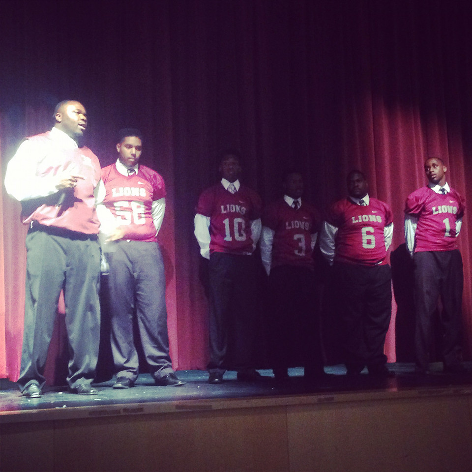 MLK's brand new Head Coach Kashama talked about their upcoming season