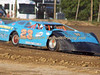 Delaware International Speedway June 16, 2007 Travid Justice crate late