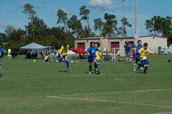 Deltona Youth Soccer 9-21-13