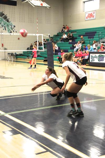 Demon Volleyball