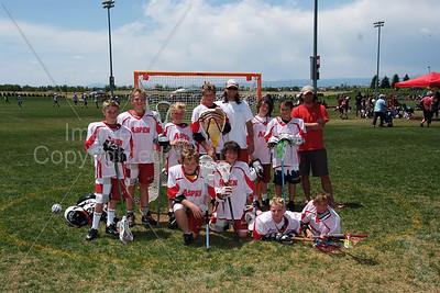 Denver Lacrosse U12 Aspen 62 and3 2012