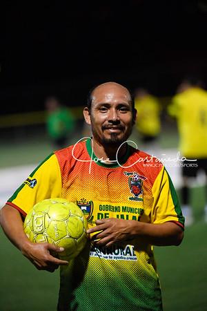 Deportivo Jalapa  JOSE CASTANEDA ©MIKAZA EVENTS & MEDIA