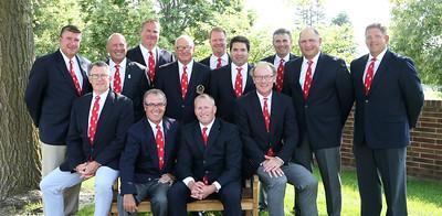 Des Moines Golf / Country Club Solheim Board 7/10/2017