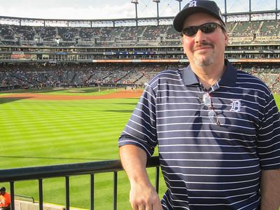 Detroit Tigers August 3, 2013