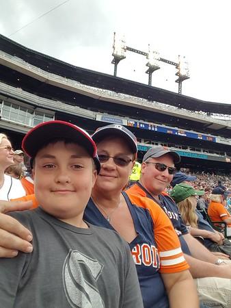Detroit Tigers June 5, 2016
