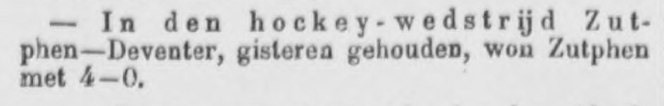 19141108  Deventer Dagblad 9 november 1914
