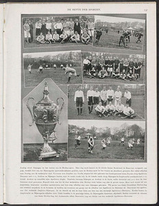 19161112 Al eerder gescand in KB. Nu via KB-site.   Revue der Sporten 1916 jrg 10 no. 10 15 november 1916