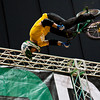 SALT LAKE CITY, UT - SEPTEMBER 20: Chad Kagy competes in the finals of the BMX VERT at the 2009 Dew Tour Toyota Challenge September 20, 2009 in Salt Lake City, Utah.