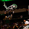 SALT LAKE CITY, UT - SEPTEMBER 20: Jamie Bestwick competes in the finals of the BMX VERT at the 2009 Dew Tour Toyota Challenge September 20, 2009 in Salt Lake City, Utah.