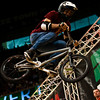 SALT LAKE CITY, UT - SEPTEMBER 20: Jimmy Walker competes in the finals of the BMX VERT at the 2009 Dew Tour Toyota Challenge September 20, 2009 in Salt Lake City, Utah.