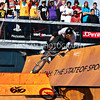 SALT LAKE CITY, UT - SEPTEMBER 18: Ryan Nyquist at the 2009 Dew Tour Toyota Challenge held in Salt Lake City, Utah on September 18, 2009.