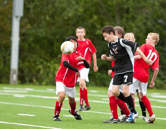 Dex Soccer - October 2010