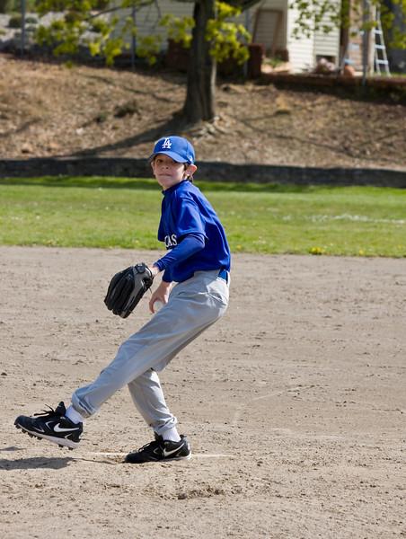 Dex Baseball: April '08