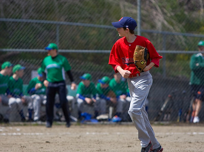 Dex Baseball - April 2010