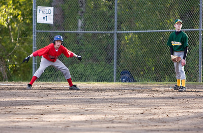 Dexter Baseball - May 2010