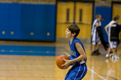 Dex Basketball - 1-10-2009
