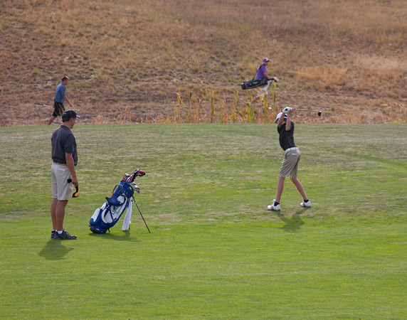 NW Jr Golf Tournament at Palouse Ridge - 10-2011