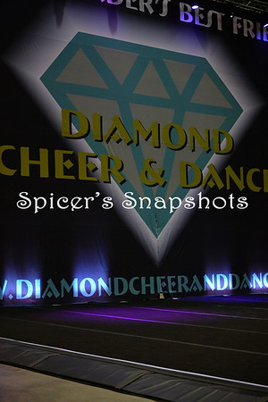 Diamond Cheer and Dance 2018