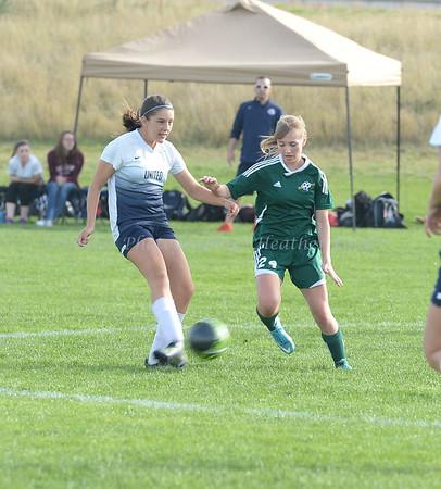 Diamond Woman's Soccer
