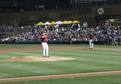 Diamondbacks vs Royals (Spring Training) - March 24, 2012