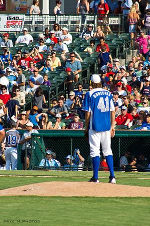 Dirk Nowitzki Heroes Baseball Game