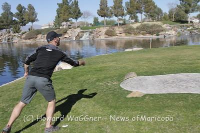 Disc Golf 1-14-2014