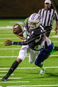 Discovery Titans vs. Duluth Wildcats, Friday, October 1, 2021, at the Tim Maxwell Memorial Stadium in Duluth, GA