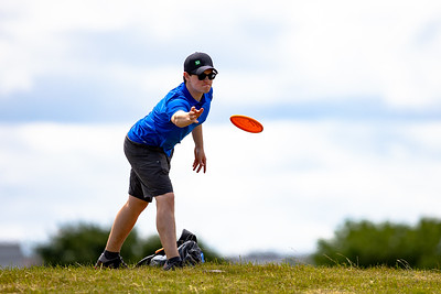 Disk Golf at Confederation Building Field