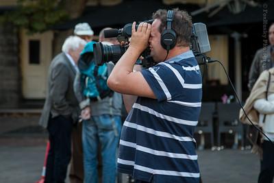 Cameraman Paul Tijhuis