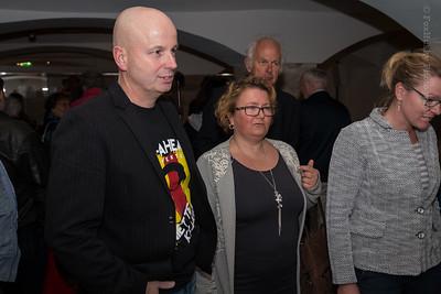 Presentatie boek Niet te Kraken 2015