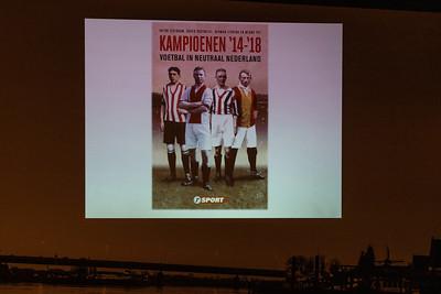 Presentatie boek Kampioenen '14-'18