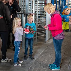 Openingsweekend ijsbaan De Scheg Deventer
