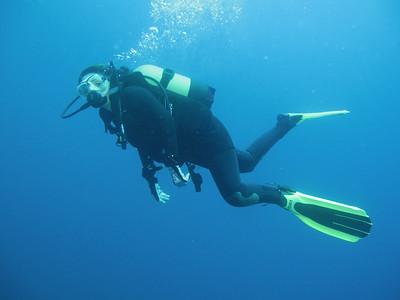 21/7/09 - Kucuk Riff with Erman Dive Club