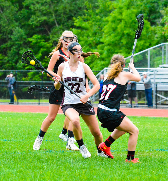 Groton-Dunstable advances to Wednesday's Division 2 Central/Western Mass semifinal against the winner of Monday's game between Tyngsboro and Littleton. The Crusaders defeated Mt. Greylock, 15-4. Nashoba Valley Voice/Ed Niser