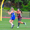 Groton-Dunstable fell in Tuesday's state semifinal to Norwell, 17-6 at Foley Stadium in Worcester. The Crusaders fell to Norwell last season in the state final by the same score. Nashoba Valley Voice/Ed Niser