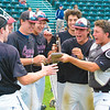 Groton-Dunstable edged Auburn, 1-0, Sunday at Fitton Field at Hanover Insurance Park in Worcester for its first ever Division 3 Central Mass title. Nashoba Valley Voice/Ed Niser
