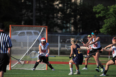 A ticket to State LAX semifinals
