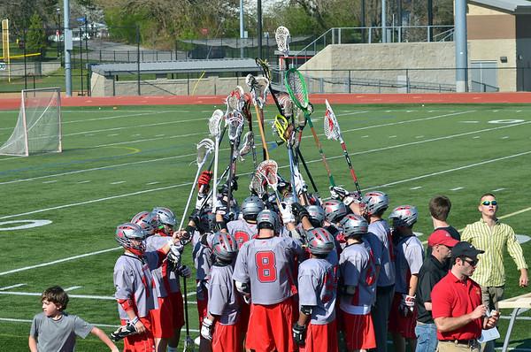Dixie Lacrosse 4-19-14