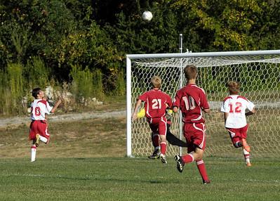 Dixie Soccer 8-31-10