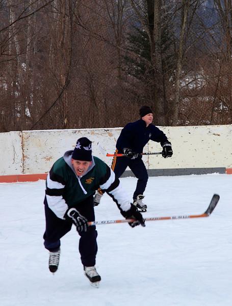 Do it yourself hockey