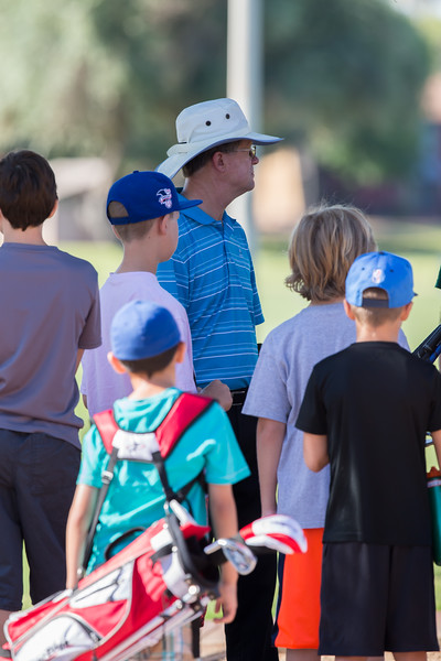 Dobson Ranch Golf Camp 6-12-15