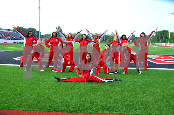 - Messenger photo by Britt Kudla<br /> Fort Dodge Dance Letterwinners, Front, Anterrika Diekman,<br /> 2nd Row, Left to Right, Raelinn Spears, Alex Hays Megan Simpson, Tauni Sundermeyer,<br /> 3rd row, left to right, Tavia Andrews, Latreese Green, Brenna Pingel, Abee Armstrong, Kaystyn Dunaway,<br /> 4th row, left to right, Rosie Schneter, Taylor Chansler, Marissa Andrews
