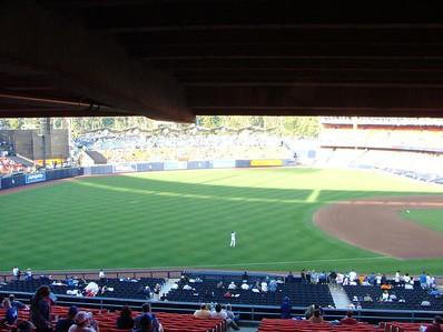 Dodgers Stadium, 6/27/05