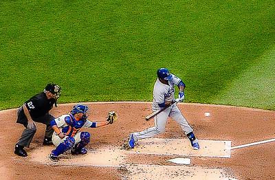 Dodgers- vs Mets
